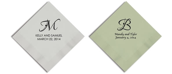 Napkins Invitationsbypowell That Extra Touch Make The Wedding A Hit We Offer Personalized For